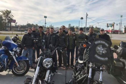 Killer Man Sons Motorcycle Club Annual Run