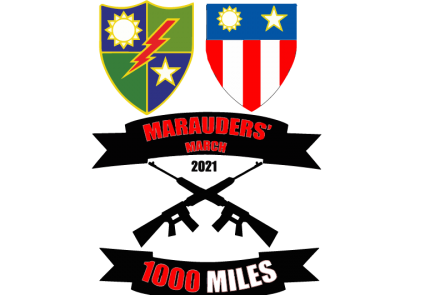 Marauder's March:  The 1,000 Mile Challenge